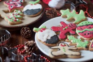Christmas Sugar Cookies | Life of Kitty