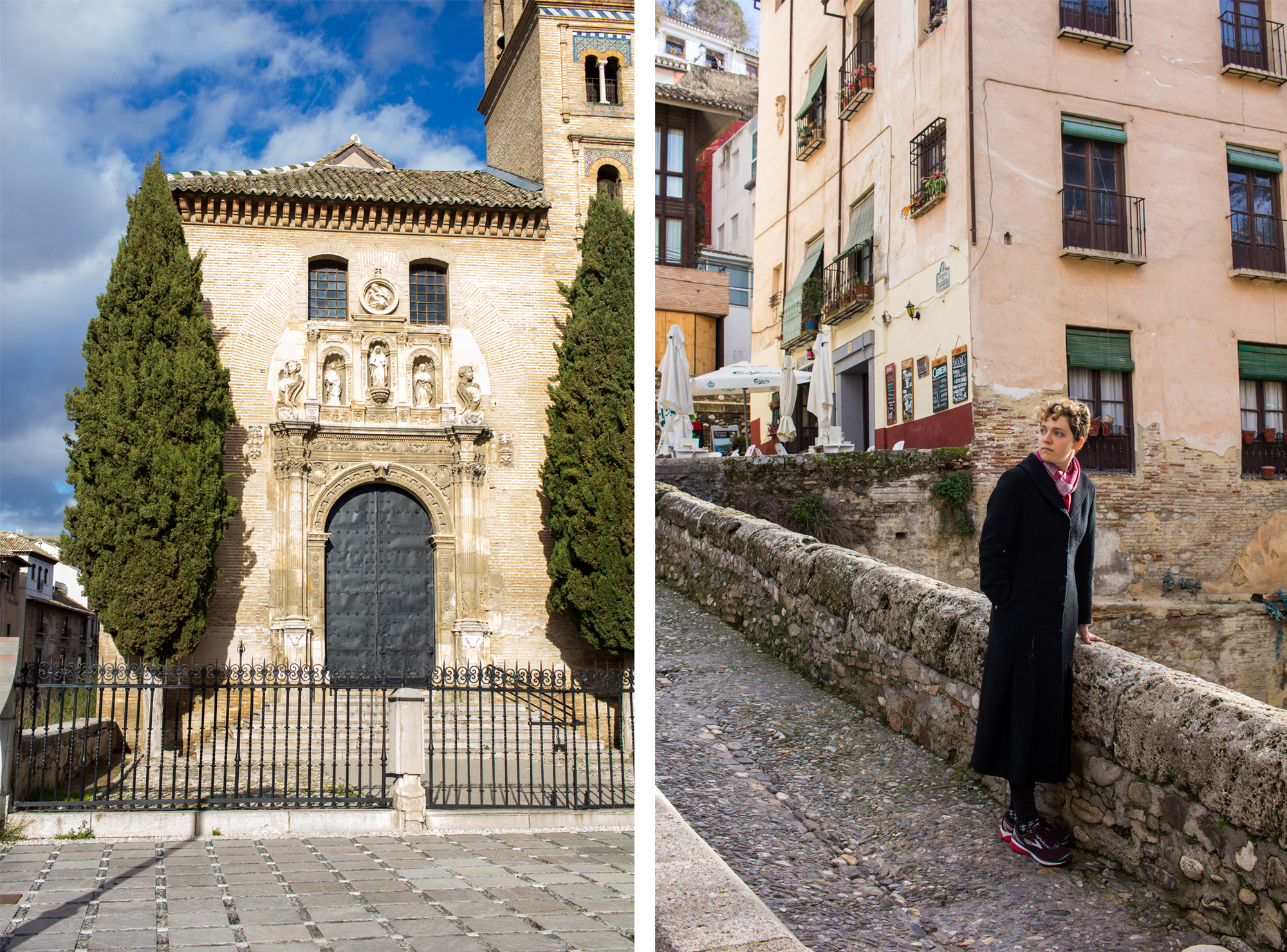 Exploring the Streets of Granada | Buildings & People | awaywithkatie.com