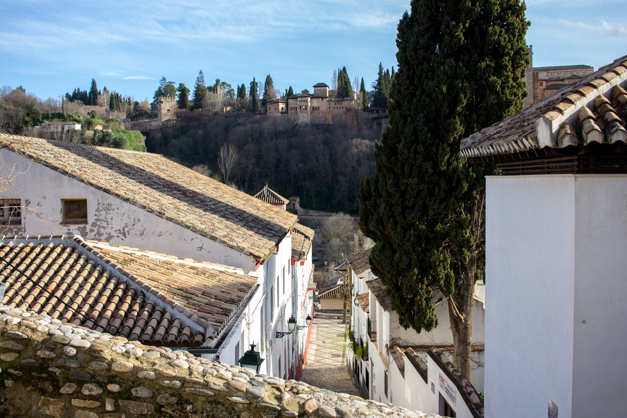 The First Quarter - What's Going on | the Alhambra Granada Spain | awaywithkatie.com