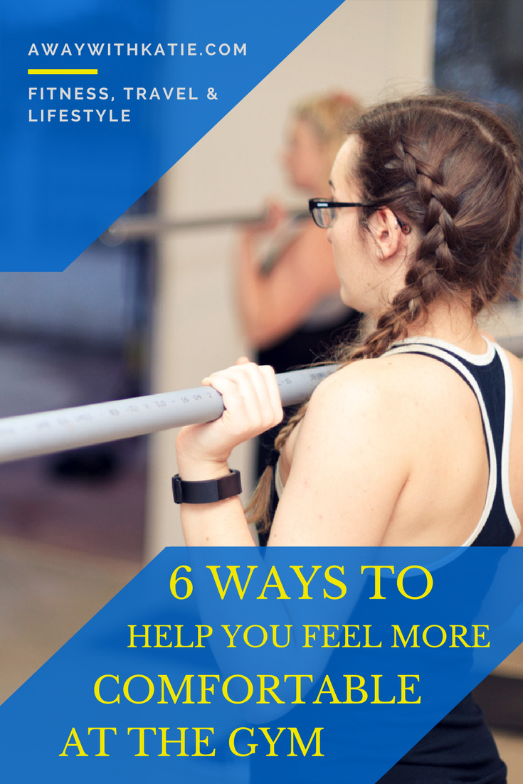 Ways To Help You Feel More Comfortable at the Gym | How many times have you thought about going to a gym but be put off by what others think? | awaywithkatie.com | Photo by James Purvis