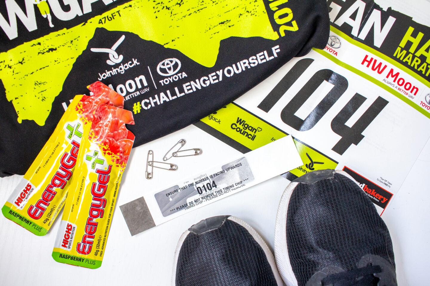 How To Nail Your Race Day Prep | awaywithkatie.com