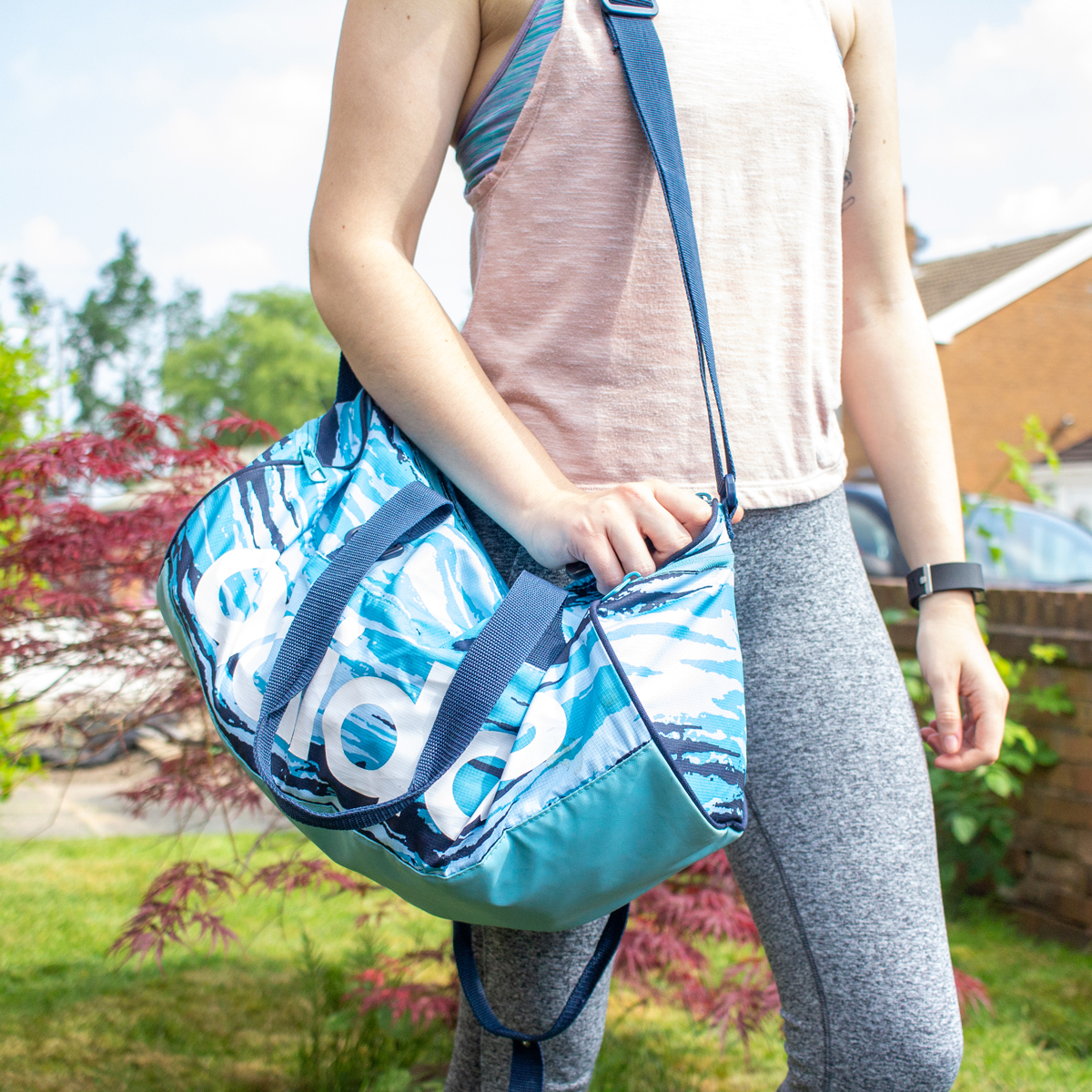The Gym Bag Essentials: Useful Gym Kit To Always Have | The Essentials | awaywithkatie.com