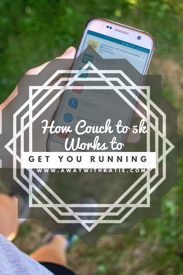 How Couch to 5k Works to Get You Running | Running and Training | awaywithkatie.com