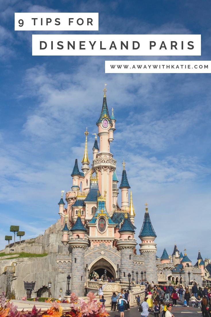 9 Tips for Disneyland Paris | So you're going to Disneyland. Where do you start?!