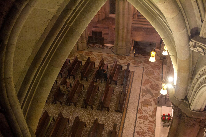 Chapel within the Sagrada Familia
