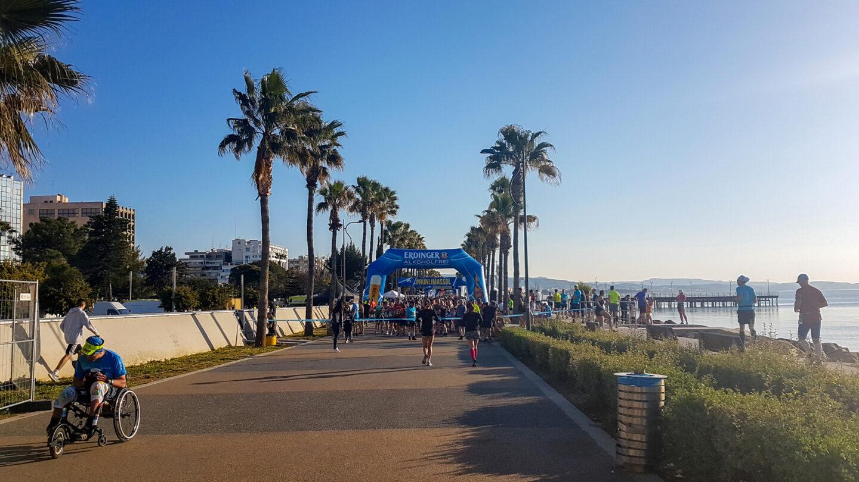 OPAP Limassol Marathon GSO Starting Corrals