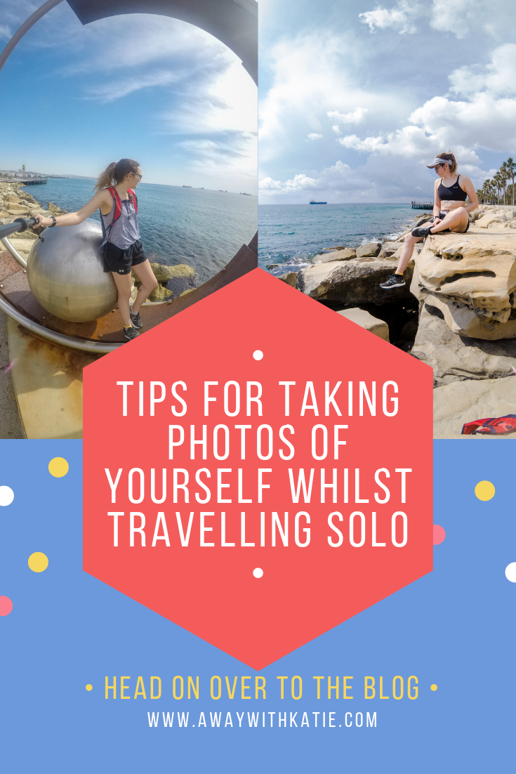 Tips For Taking Photos Of Yourself Whilst Travelling Solo | awaywithkatie.com